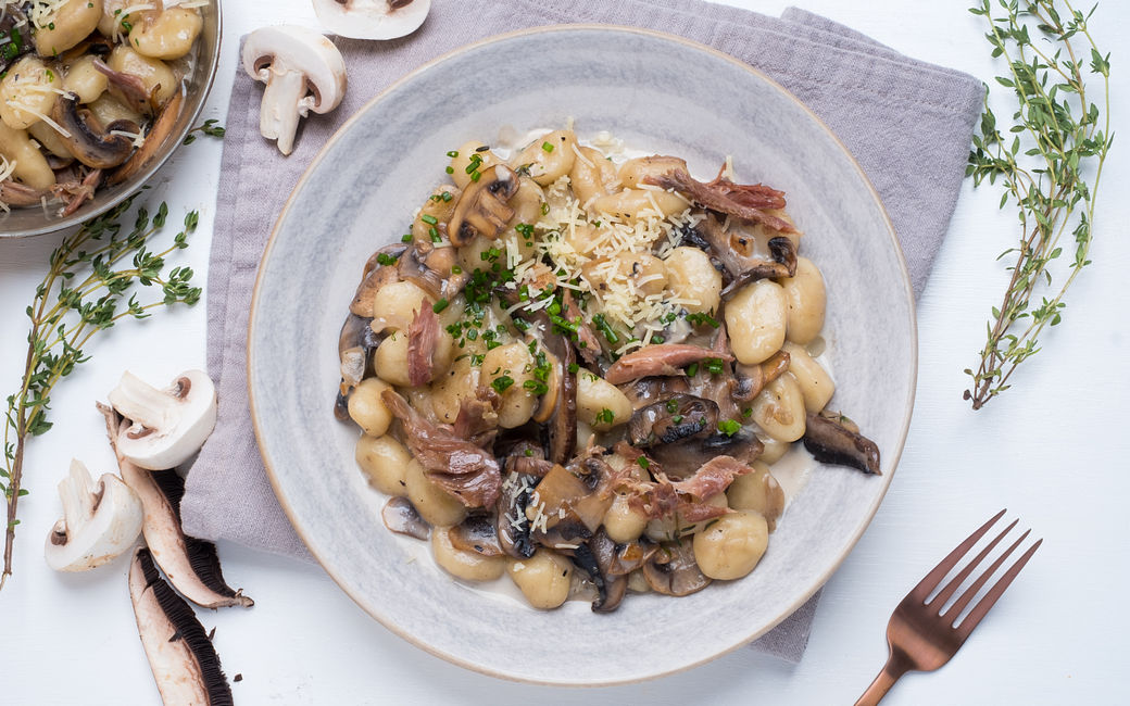 Recipe: Duck Confit Gnocchi - MissFresh