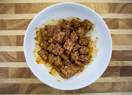 Cook the tempeh