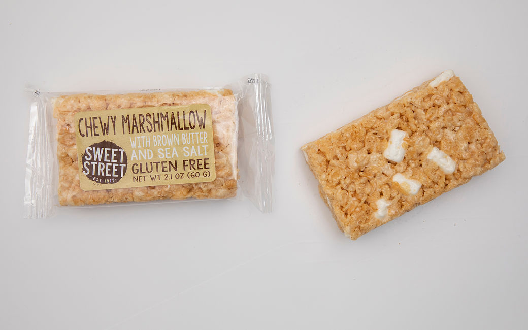 Chewy Marshmallow With Brown Butter & Sea Salt