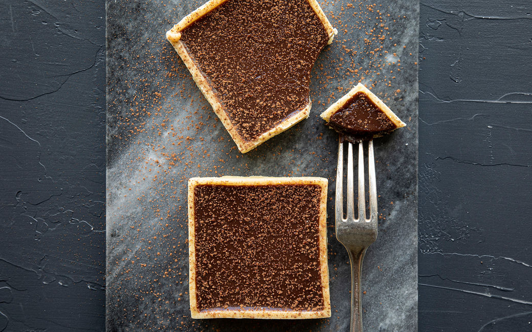 Chocolate Tarts (2 x 3)