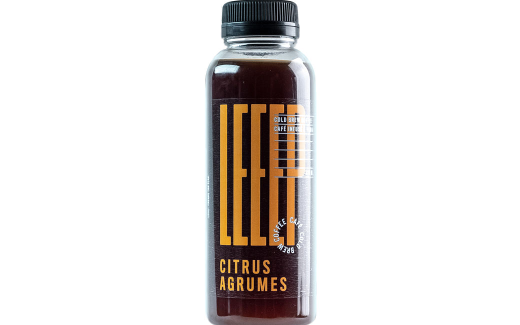 Citrus Cold Brew Coffee