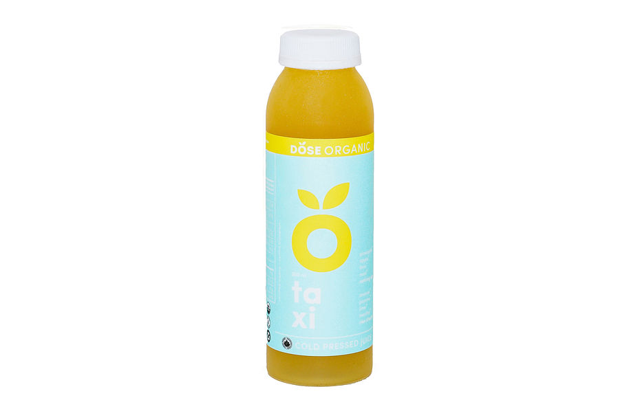 Taxi - Organic Cold Pressed Juice