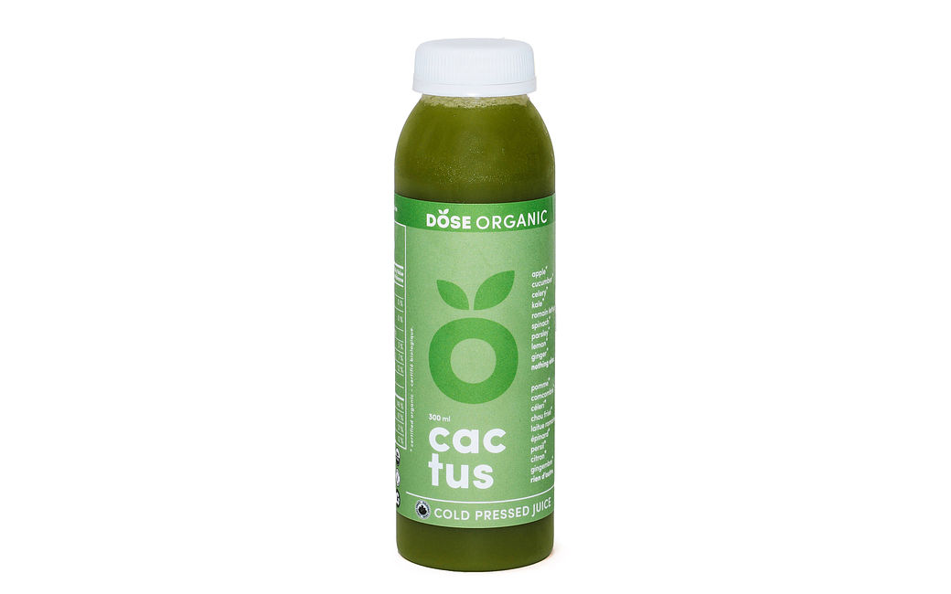 Cactus - Organic Cold Pressed Juice