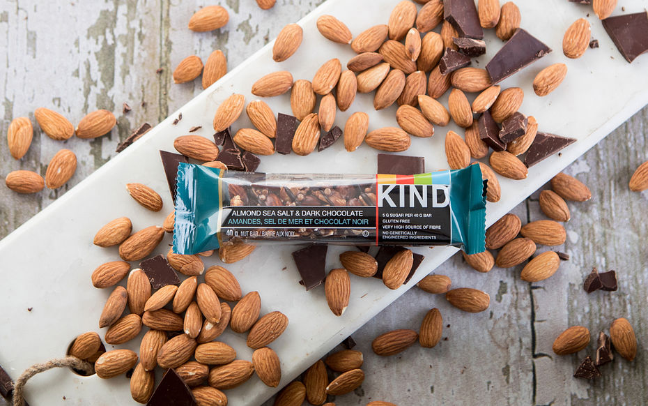 Almond Sea Salt & Dark Chocolate Bar