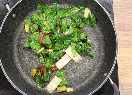 Cook chard