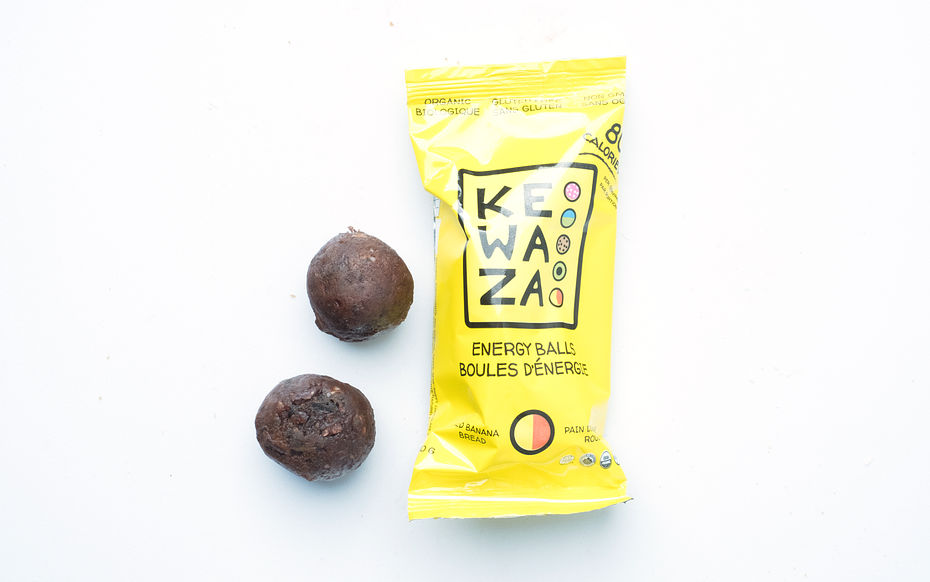 Red Banana Energy Balls