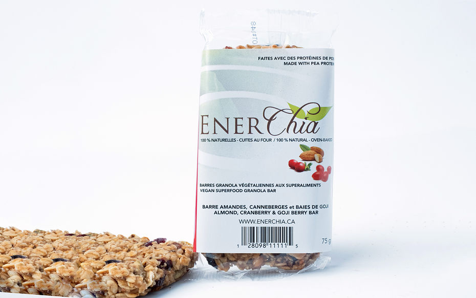 Almond, Cranberry & Goji Berry Bar