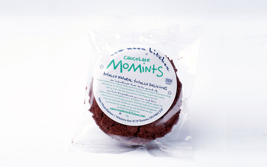 Chocolate Momint Cookies