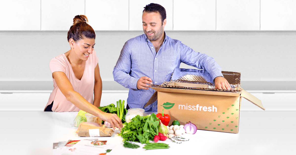 MissFresh: Fresh Ingredients, Delicious Recipes, Meal Kits Delivered